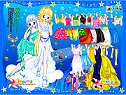 gemini dress up game girls online