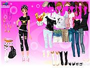 emo style fashion dress up