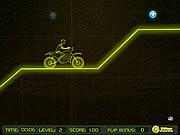 neon racer bike free game online