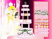 design your wedding cake free game girls