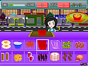 fast food center free cooking game girls online