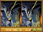 batman spot the difference free game cartoon onlin