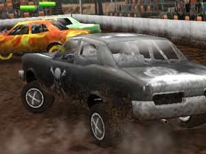 crash car combat game online