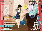 classic style dress up free game girls