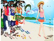 thailand beach dress up free game girls online