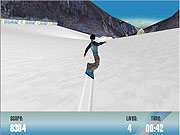 snow boarder xs free game online