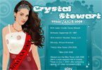 miss usa crystal stewart dress up