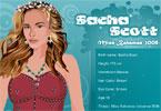 miss bahamas sacha scott dress up