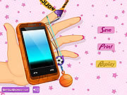 mobile phone decoration online