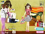 summer dress up free girl game online