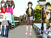 riveside chick dress up free girl game online