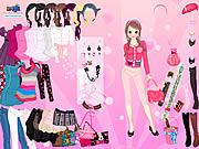 sweet adorable dress up free girl game online