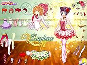 daphne dress up