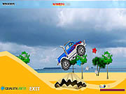 super truck racer online game