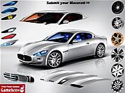 pimp my maserati car online game
