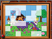 sort my tiles dora the queen online game