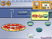 pizza recipe free girls | cooking show