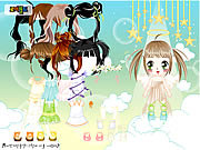 dress up for beautiful baby angel