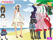 dress up for summer holiday