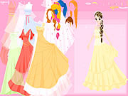 dress up style evening gown free online game