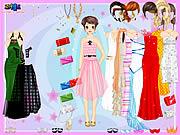 dress up red carpet free online game