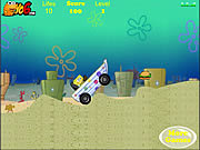 sponge bob boat ride free game online