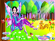 princess on the swing dress up free online game