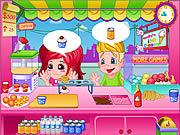 emilys ice cream bar free girls game