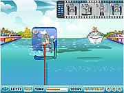 tom and jerry super ski stunts free game online