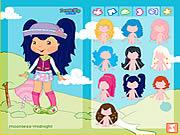 dress up strawberry shortcake free game online