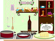 cheese risotto free online game