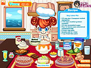 cook delicious pies free online game