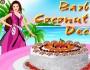barbie coconut cake deco game online free