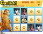 garfield memory flash game online