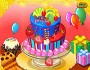 happy new year cake game online free